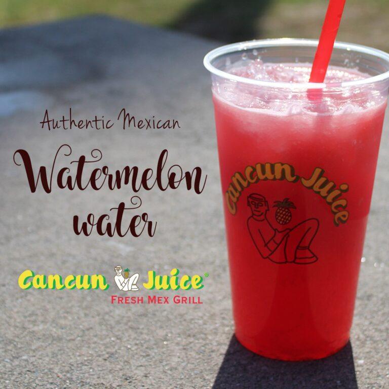AguaDeSandia-CancunJuice